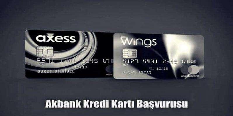 Akbank Kredi Kartı Başvurusu (Hızlı)