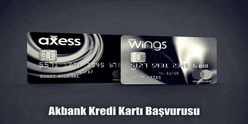 Akbank Hızlı Kredi Kartı Başvurusu