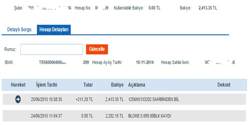 Banka Blokesi