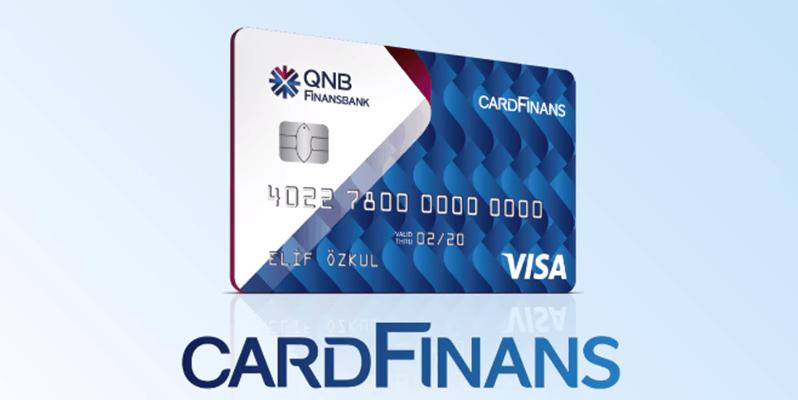 Cardfinans Para Puanları Nerelerde Kullanılır (QNB Finansbank Kredi Kartı)