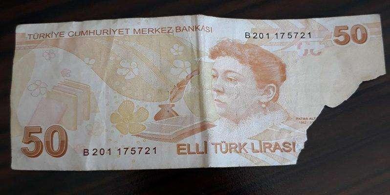 Yırtılmış Parayı Banka Alır Mı? (Yırtık Parayı Alan Bankalar)