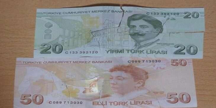 Yırtılmış Parayı Banka Alır Mı?