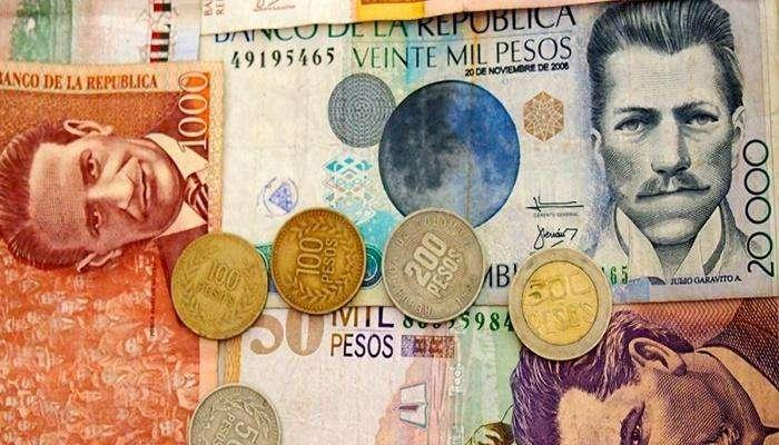 kolombiya pesosu kuru