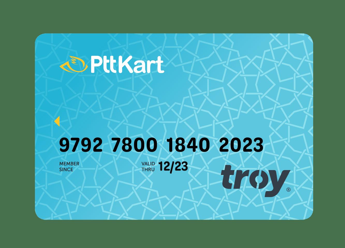 ptt kredi kartı kimlere verilir
