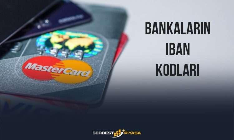 Bankaların IBAN Kodu