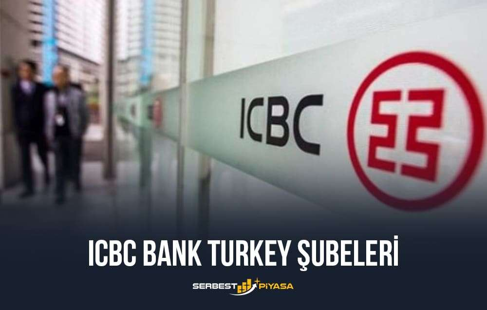icbc bank turkey şubeleri