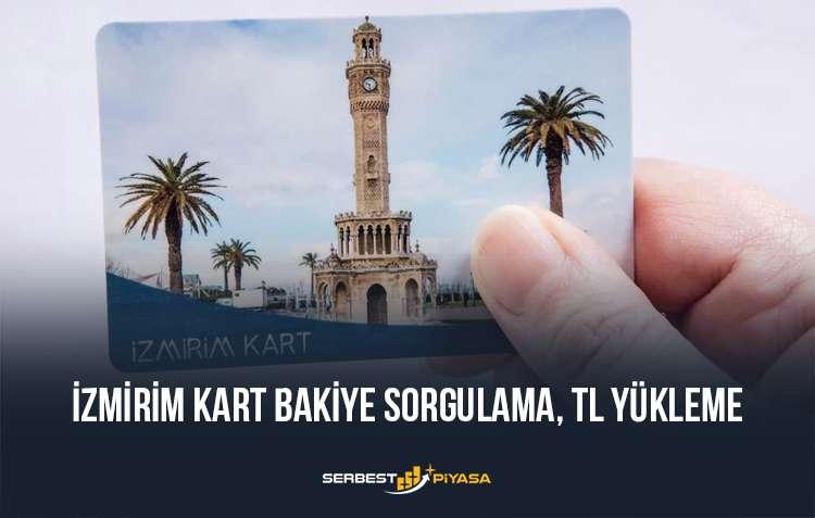 İzmirim kart bakiye sorgulama
