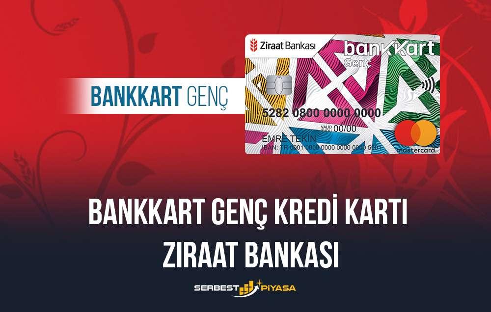 bankkart genç kredi kartı