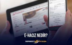E-Haciz Nedir? Nasıl Kaldırılır? (2021)