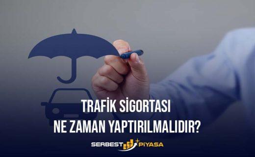 Trafik Sigortası Nedir? Teminatları Nelerdir (2021)