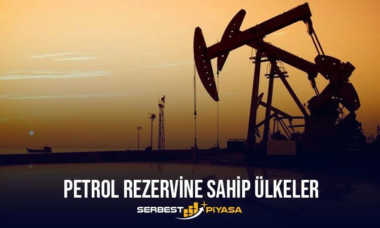 petrol rezervi