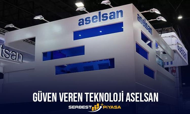 ASELSAN'dan Finansal Teknoloji Sözleşmesi (2021)