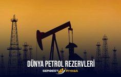 Dünya Petrol Rezervleri (2021)